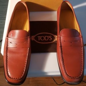 Tod's Brown Leather Loafer (ANILUX) - ORIGINAL BOX
